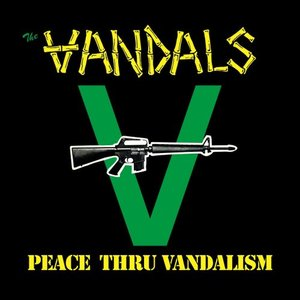 Image for 'Peace Thru Vandalism'