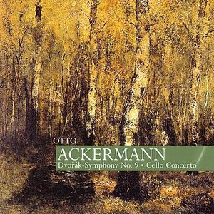 Image for 'Ackermann: Dvorak - Symphony No. 9, Cello Concerto'