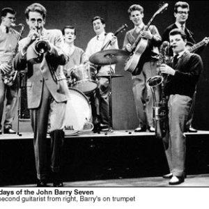 Bild für 'The John Barry Seven'