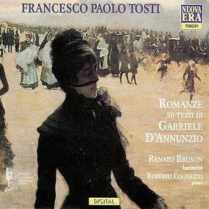 Image for 'Tosti: Romanze Su Testi Di Gabriele D'Annunzio'