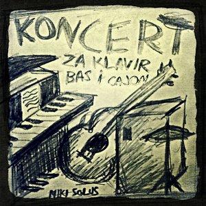 Image for 'Koncert za klavir, bas i cajon'