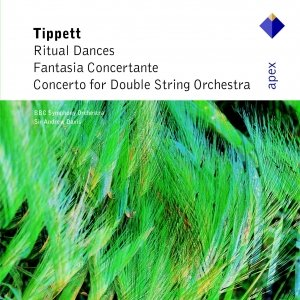 Image for 'Tippett : Concerto for Double String Orchestra, Fantasia Concertante & Ritual Dances'