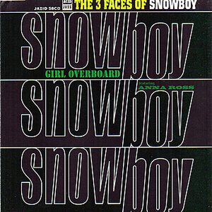 Image for 'The 3 Faces Of Snowboy'