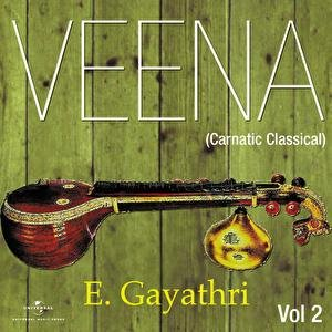 Image for 'Veena (Carnatic Classical) Vol. 2'
