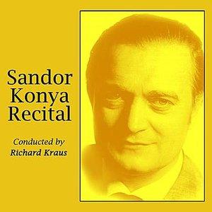 Image for 'Sandor Konya Recital'