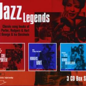 Image for 'Jazz Legends - Songs Of Cole Porter/Rodgers & Hart/Gershwin'