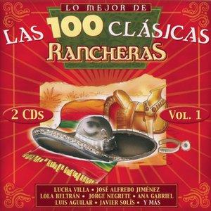 Image pour 'Lo Mejor De Las 100 Clasicas Rancheras Vol. 1'