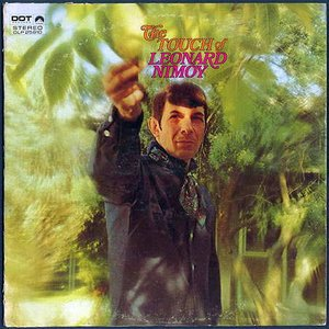 Image pour 'The Touch of Leonard Nimoy'