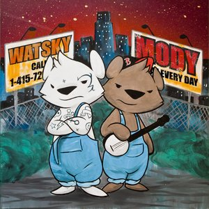 Image for 'Watsky & Mody'