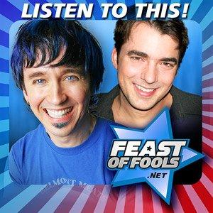 Imagen de 'Gay Fun Show, Feast of Fools: Fausto Fernos and Marc Felion.'