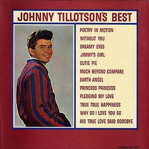 Image pour 'Johnny Tillotson's Best'