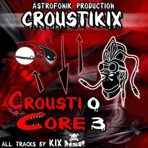 Image for 'Crousticore, Vol. 3'