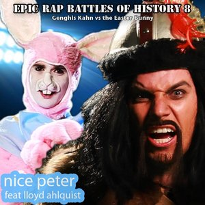 Image for 'Genghis Kahn Vs the Easter Bunny - Epic Rap Battles of History #8 (feat. Lloyd Ahlquist) - Single'