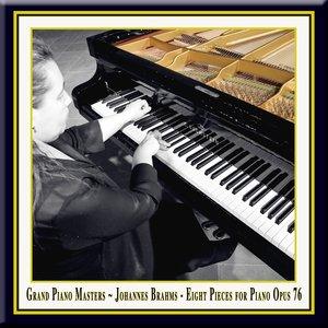 Image for 'Brahms: 8 Piano Pieces Op.76 - (2) Capriccio in B minor'
