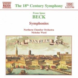 Image for 'BECK / GOSSEC: Symphonies'