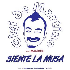 Imagem de 'Siente la Musa (feat. Marisol)'