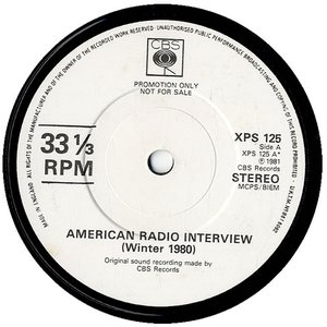 Image for 'American Radio Interview'