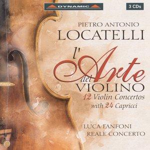 Image for 'Locatelli: Violin Concertos, Op. 3, Nos. 1-12'
