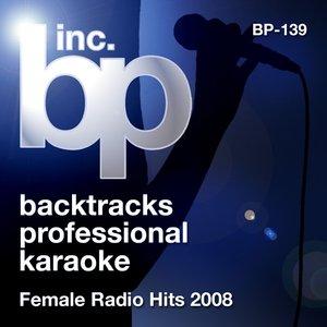 Imagem de 'Karaoke - Female Radio Hits 2008'
