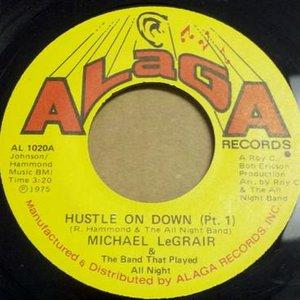 Bild für 'Michael Legrair & The Band That Played All Night'