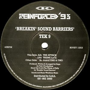 Image pour 'Breakin' Sound Barriers'