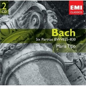 Image for 'Bach: 6 Partitas, BWV 825-830'