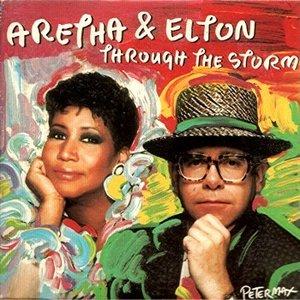 Image for 'Aretha Franklin & Elton John'