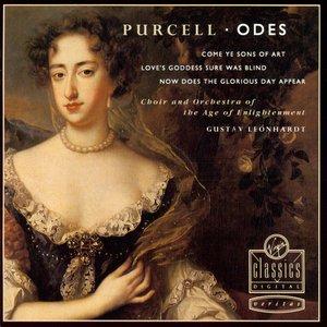 Bild für 'Purcell - Odes for Queen Mary'