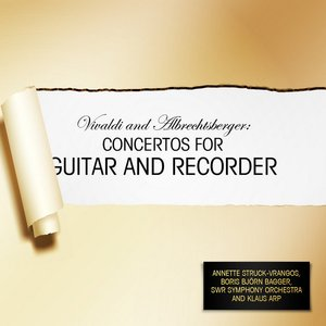 Image for 'Concerto in D Major for Recorder, Guitar and Orchestra: III. Minuet: Allegro moderato'