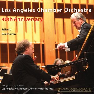 Imagem de 'Los Angeles Chamber Orchestra, 40th Anniversary. Yarlung Records Download'