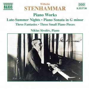 Image for 'STENHAMMAR: Piano Works'