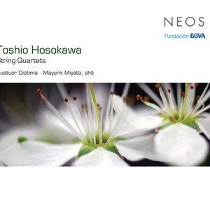 Image for 'Hosokawa: String Quartets'