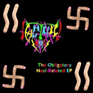 Bild för 'The Obligatory Nazi-Related EP'