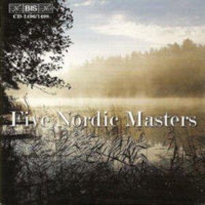 Image for 'Five Nordic Masters: Svendsen / Stenhammer / Nielsen / Sibelius / Tubin'