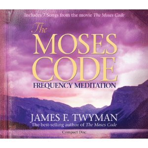 Image for 'Moses Code, Frequency Meditation Cd'