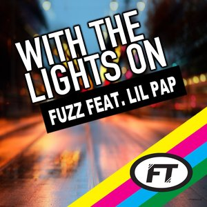 Image pour 'With the Lights On (feat. Lil Pap)'