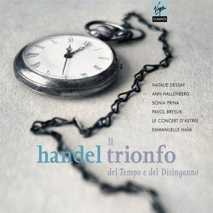 Bild für 'Handel Il Trionfo Del Tempo'