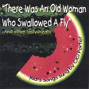 Image for 'There Was an Old Woman Who Swallowed a Fly (And Other Tasty Treats)'
