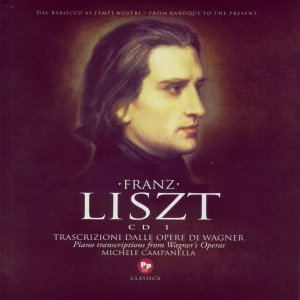 Image for 'Liszt - Piano Transcriptions From Wagner's Operas'