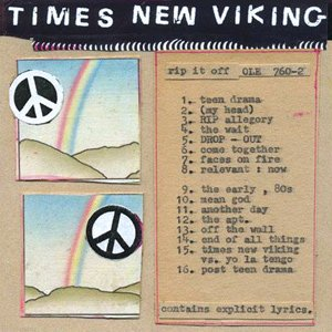 Image for 'Times New Viking vs. Yo La Tengo'