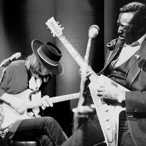 Imagem de 'Albert King with Stevie Ray Vaughan'