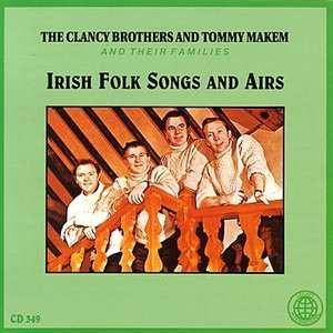 Image pour 'Irish Folk Songs And Airs'