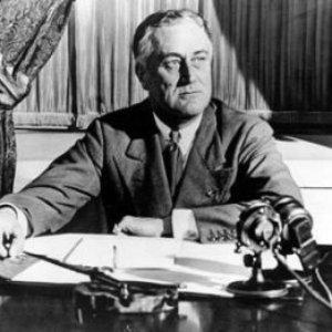 Bild für 'Franklin D. Roosevelt'