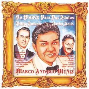 Immagine per 'Un Marco Para Dos Idolos Pedro Infante Y Javier Solis'