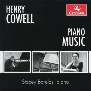 Image for 'Cowell: Piano Music'