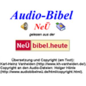 Image for 'Audio-Bibel NeÜ - Das Evangelium nach Markus'
