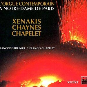 Image for 'L'Orgue contemporain à Notre-Dame de Paris'