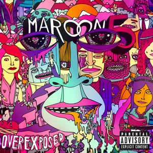 Image for 'Overexposed (Deluxe Edition)'