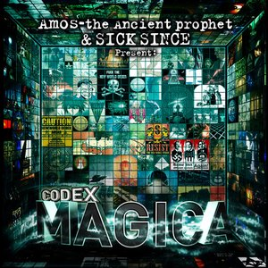 Immagine per 'Codex Magica Amos the Ancient Prophet & Sick Since'