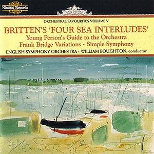 Image for 'Britten's Four Sea Interludes - Orchestral Favorites Vol. V'